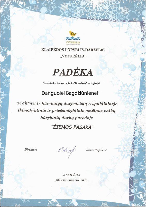 Danguolė Bagdžiūnienė-1