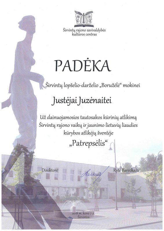 Padeka J.Juzenaite.output