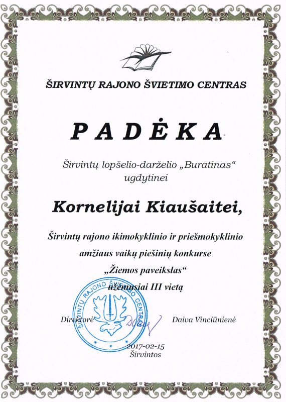 Padekos (1)