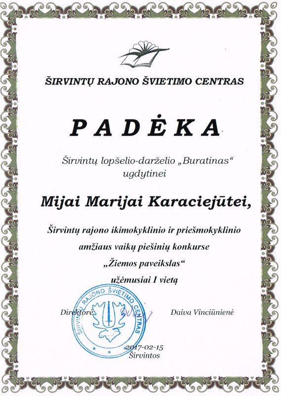 Padekos (2)